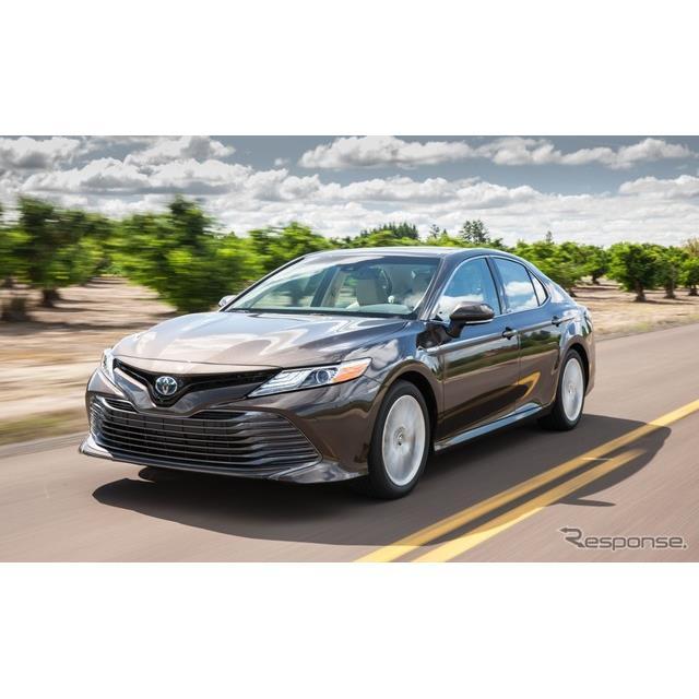 トヨタ自動車(Toyota)の米国部門は1月30日、2018年の北米における生産実績を発表した。総生産台数は、2年...
