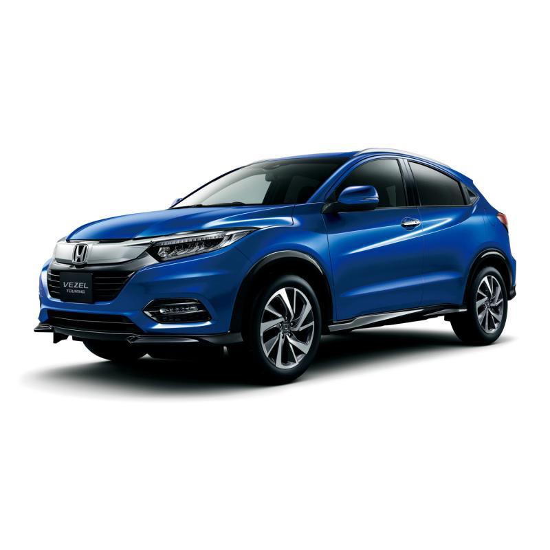 本田技研工業は2019年1月31日、コンパクトSUV「ヴェゼル」に新グレード「ツーリング・Honda SENSING」を追...