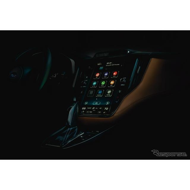 SUBARU(スバル)の米国部門は1月31日、米国で2月7日に開幕するシカゴモーターショー2019において、新型『...