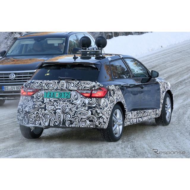 アウディ最小のコンパクト・ハッチバック『A1』に、SUVテイストを付加したモデル『A1オールロード』が登場...