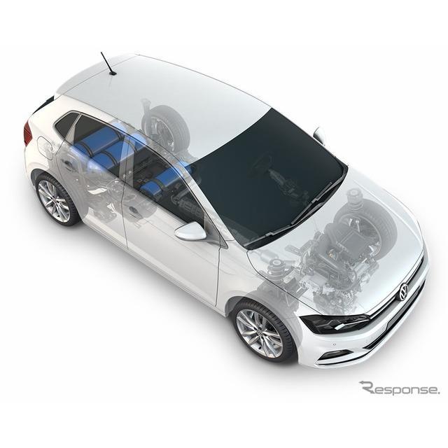 フォルクスワーゲンは2月1日、『ゴルフTGI』(Volkswagen Golf TGI)と『ポロTGI』(Volkswagen Polo TGI)の...