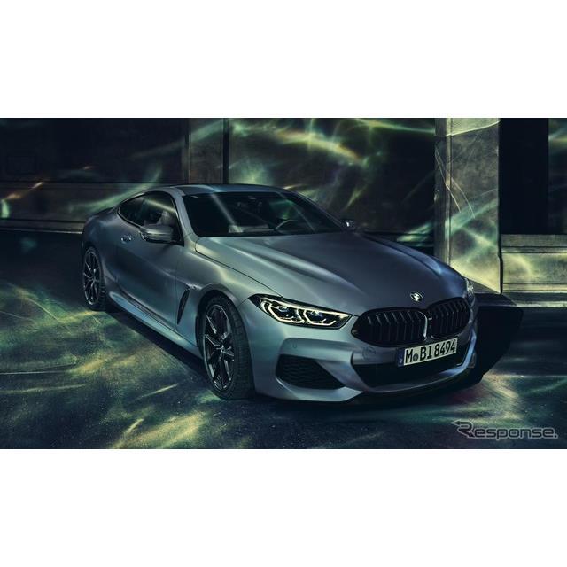 BMWは2月4日、新型『8シリーズクーペ』に「ファーストエディション」(BMW 8 Series Coupe First Edition)...