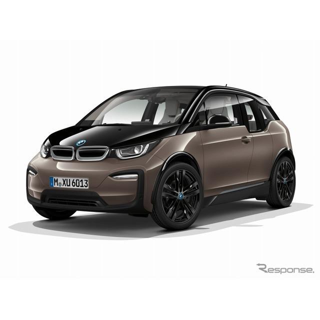 ビー・エム・ダブリュー(BMWジャパン)は、最大航続距離466kmを実現した電気自動車『i3新型バッテリー(12...