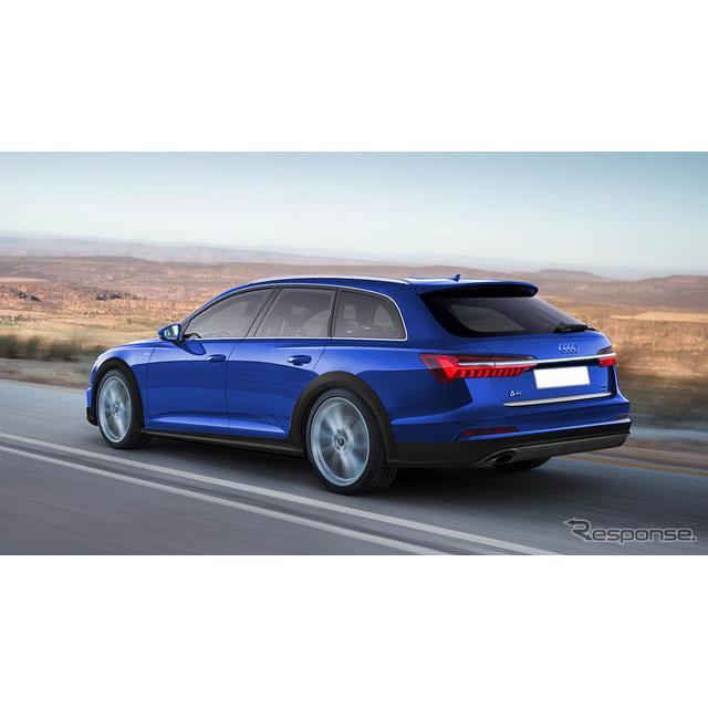 2018年、アウディは『A6セダン/アバント』の新型を発表したが、第3弾となる『A6オールロード』新型も登場を...