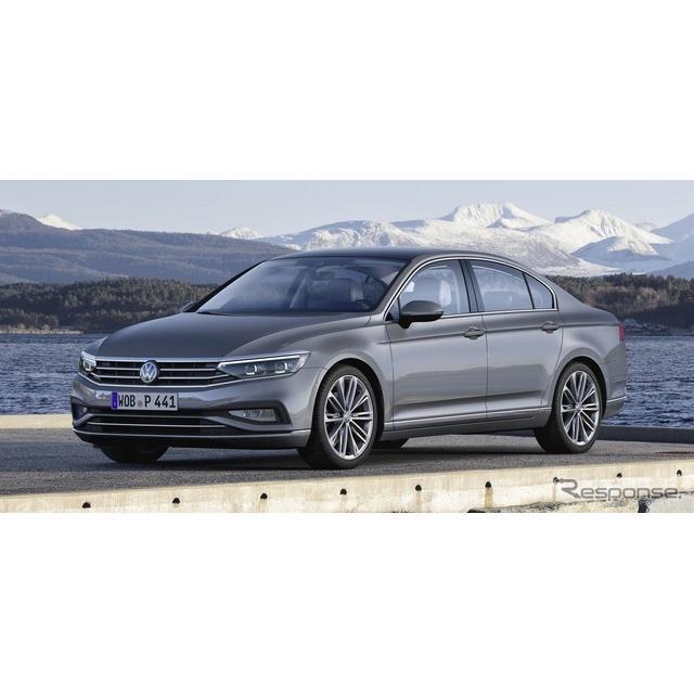 フォルクスワーゲンは2月6日、改良新型『パサート』(Volkswagen Passat)を欧州で発表した。セダンとワゴ...