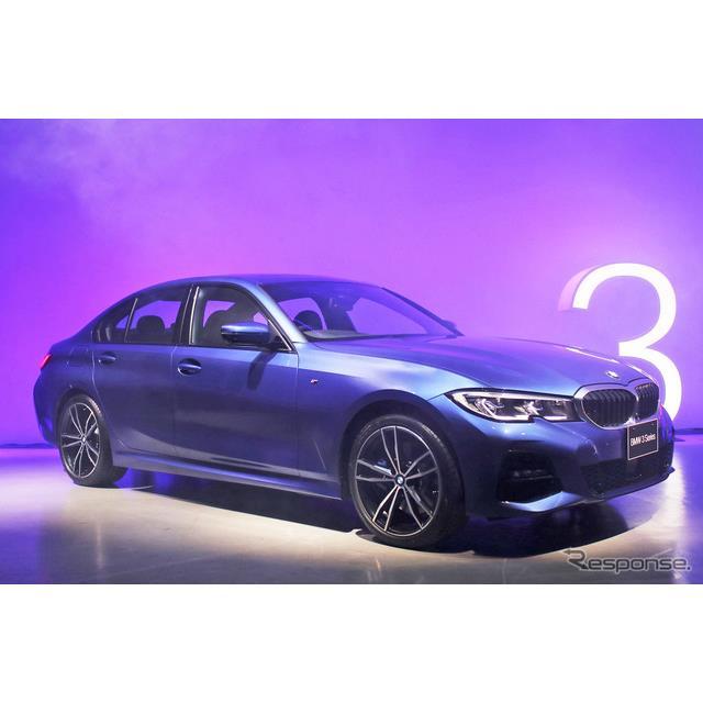 ビー・エム・ダブリュー(BMWジャパン)は、第7世代となる新型『3シリーズ』を日本でも発表。3月9日より販...
