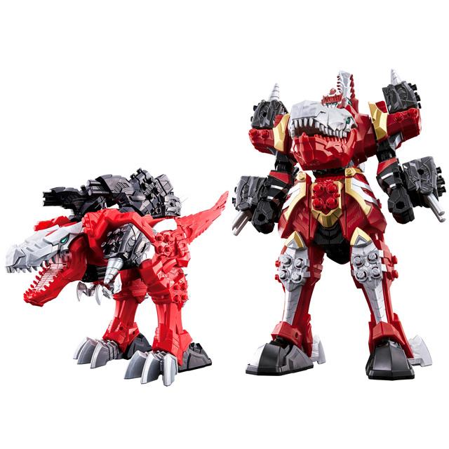 「騎士竜シリーズ01 竜装合体 DXキシリュウオー」