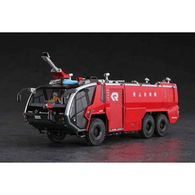 「ローゼンバウアー パンサー 6×6 空港用化学消防車 SW05」