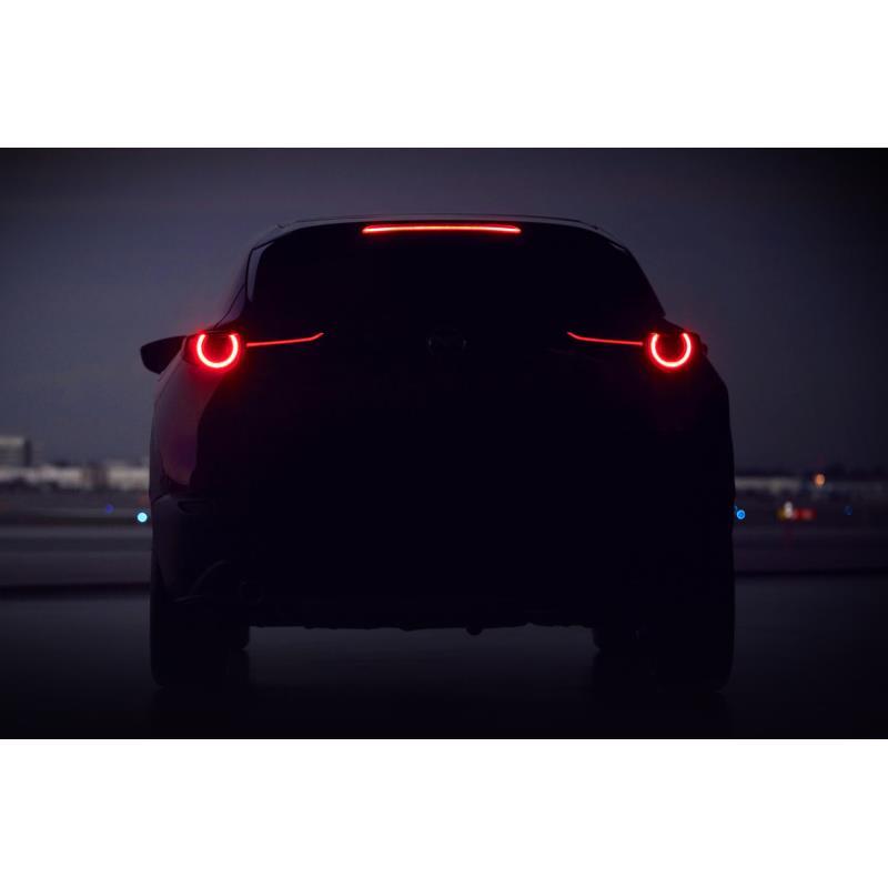 マツダの新型SUV。