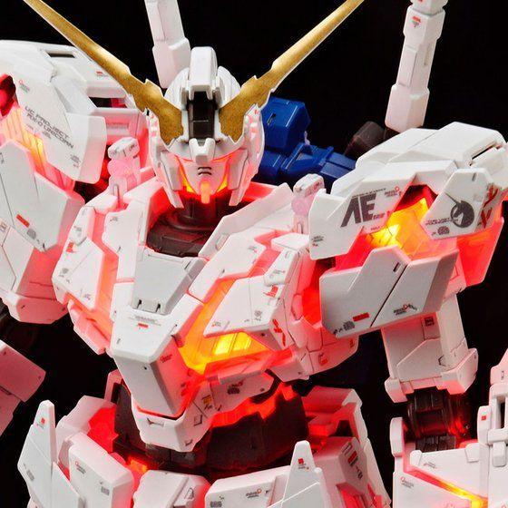 「RG 1/144 ガンダムベース限定 RX-0 ユニコーンガンダム(デストロイモード)Ver.TWC(LIGHTING MODEL)」