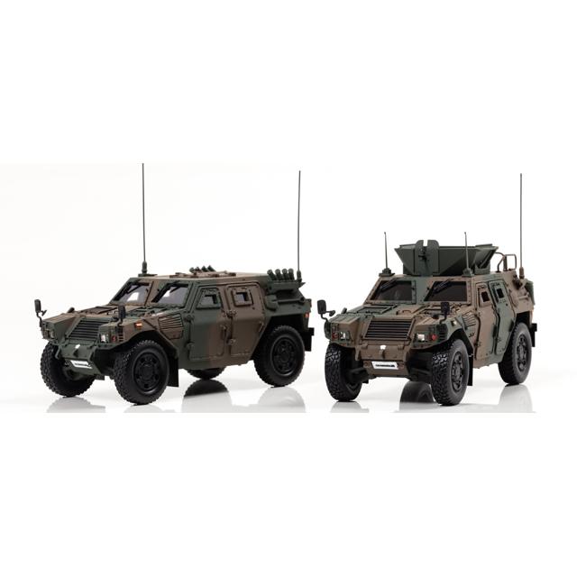 1/43 陸上自衛隊 軽装甲機動車