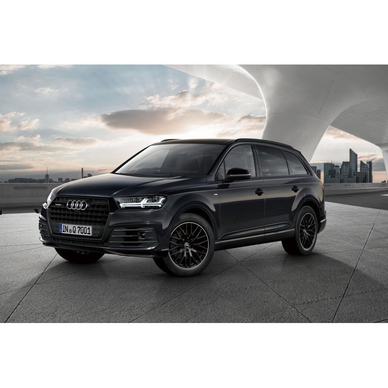 アウディ ジャパンは2019年2月12日、SUV「Q7」に特別仕様車「ブラックスタイリング」を設定し、125台の台数...
