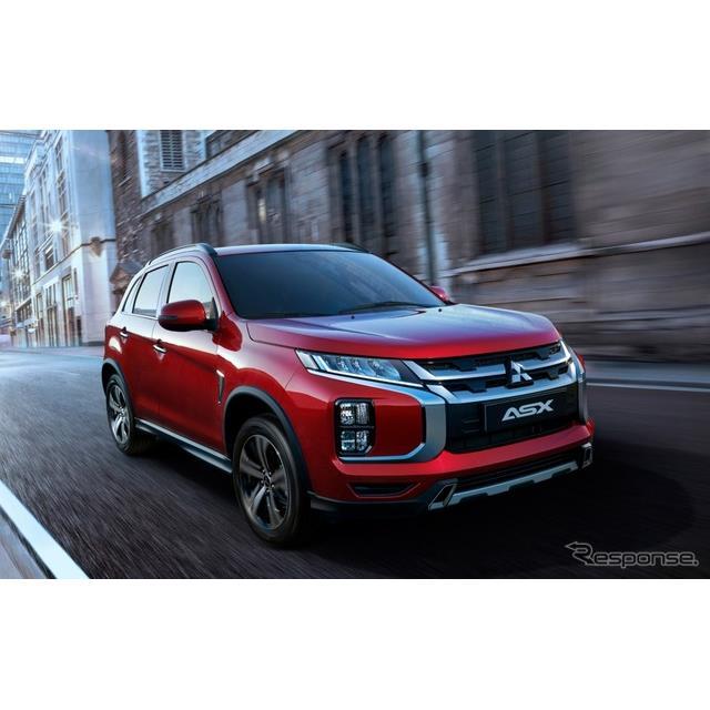 三菱自動車は3月5日から17日までスイスで開催される「ジュネーブモーターショー2019」で、コンパクトSUV『A...