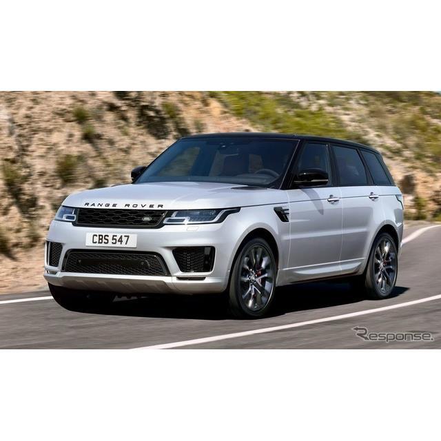 ランドローバーは2月13日、『レンジローバー スポーツ』(Land Rover Range Rover Sport)に新開発の直列6...