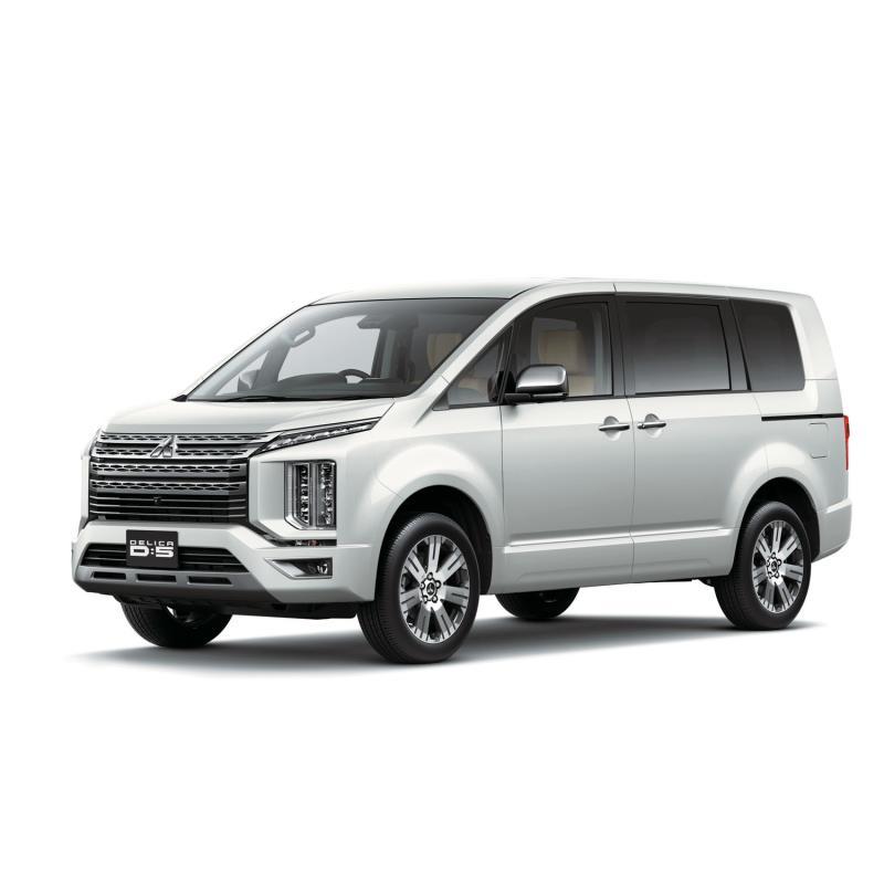 三菱自動車は2019年2月15日、ミニバン「デリカD:5」のビッグマイナーチェンジモデルを発売した。  一新...