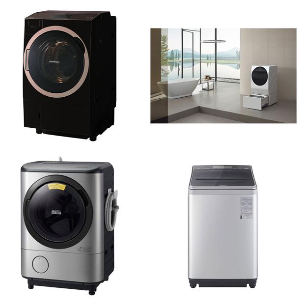 【新生活2019】洗濯機 最新モデルまとめ・・・AI対応からコスパ重視まで