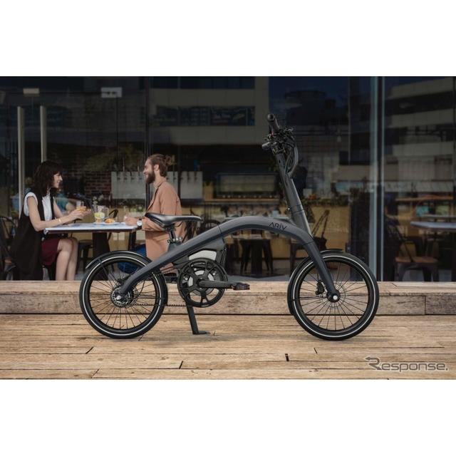 GMの新ブランド「ARIV」の電動自転車