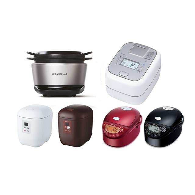 【新生活2019】炊飯器 最新モデルまとめ・・・糖質オフや時短モデルをピックアップ