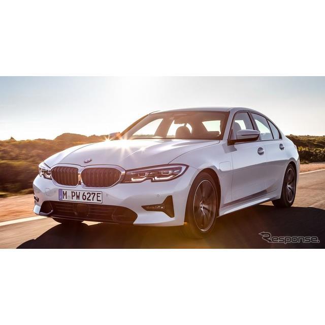 BMWは2月19日、スイスで3月に開催されるジュネーブモーターショー2019において、新型『3シリーズセダン』(...