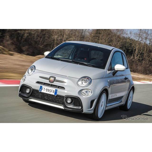 フィアットの高性能車部門、アバルトは3月にスイスで開催されるジュネーブモーターショー2019において、ア...