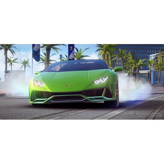 レーシングゲーム「アスファルト9: Legends」を展開する仏ゲームロフト社とランボルギーニは3月5日、「ジ...