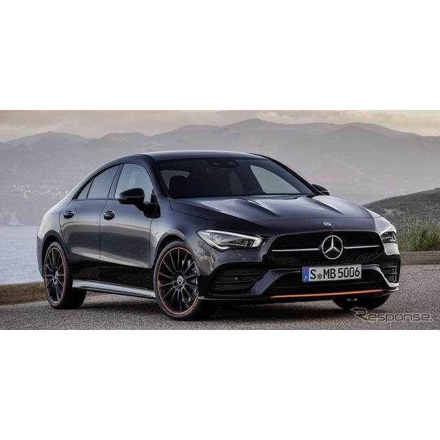 メルセデスベンツは3月1日、新型『CLAクーペ』(Mercedes-Benz CLA Coupe)の欧州受注を開始した。ドイツ本...