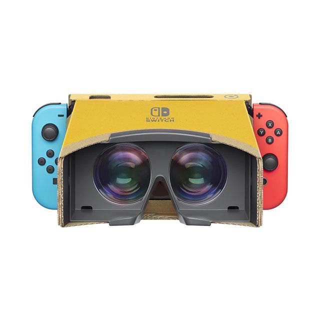 Nintendo Labo: VR Kit VR ゴーグルToy-Con