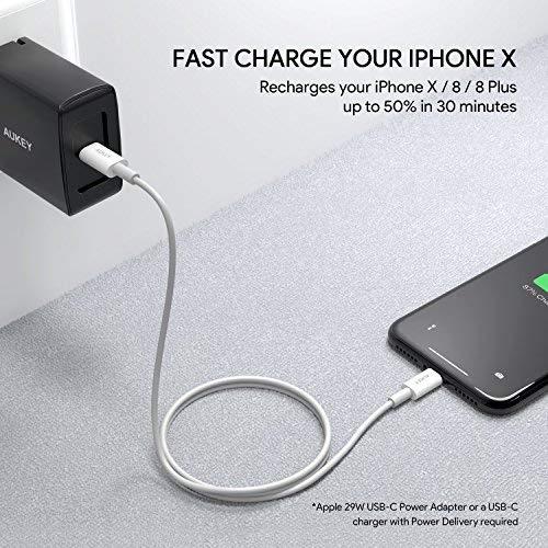 USB-C Lightningケーブル CB-CL01