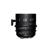 「SIGMA CINE LENS」28mm T1.5 FF