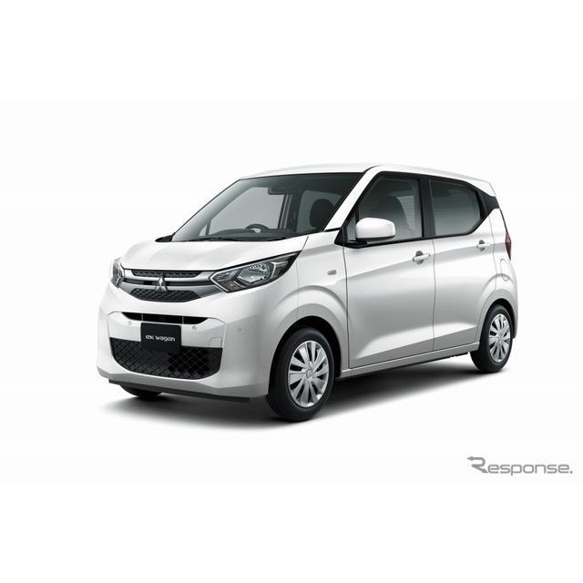 三菱自動車は3月14日、ハイトワゴンタイプの新型軽自動車『eKワゴン』と『eKクロス』の予約注文を開始した...