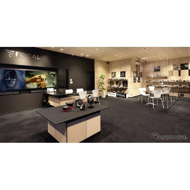 画像はフォーカルプラグ&プレイ本店<木更津アウトレット前>の店内を撮影した参考画像