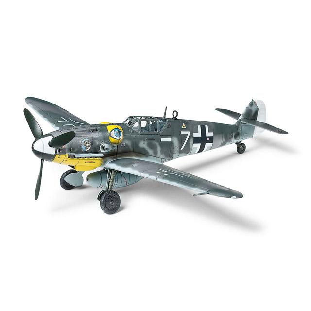 1/72 メッサーシュミット Bf109 G-6