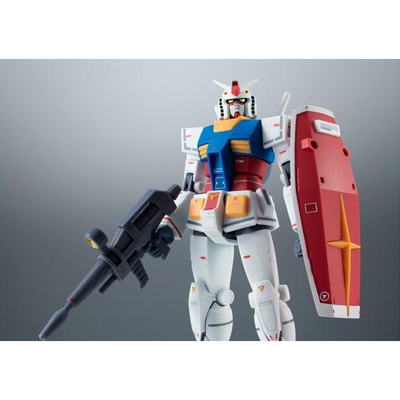 ROBOT魂 <SIDE MS> RX-78-2 ガンダム ver. A.N.I.M.E. 〜リアルマーキング〜」
