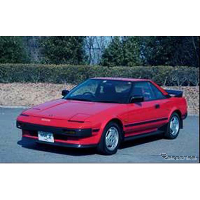 トヨタMR2(1984)