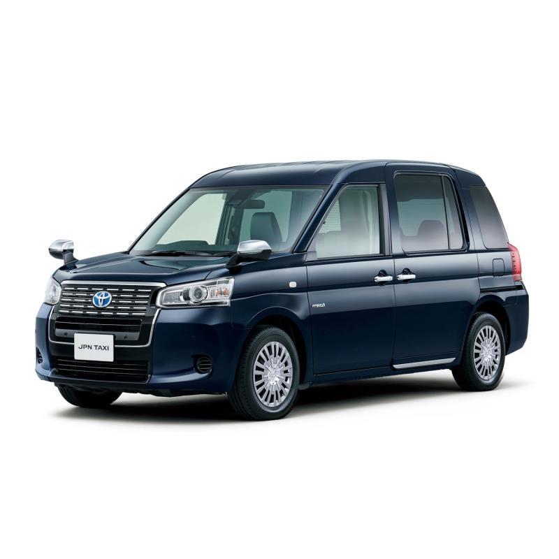 「トヨタ・ジャパンタクシー」