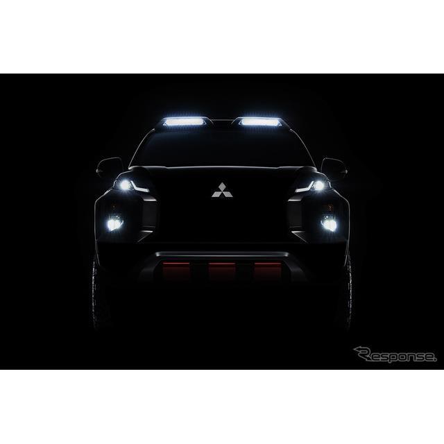 三菱トライトン・スペシャルモデル