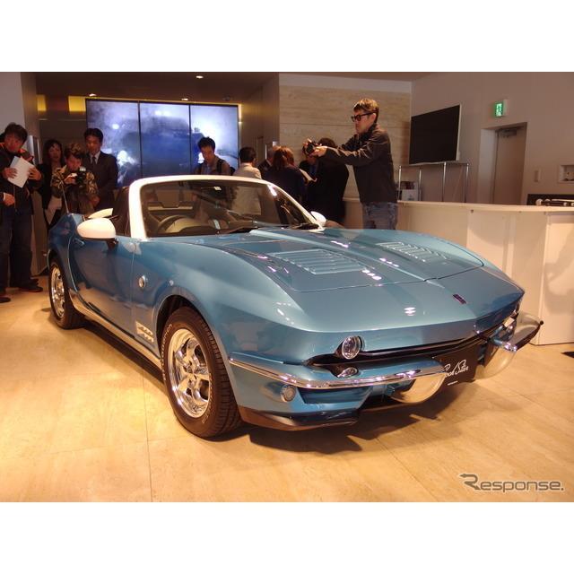 光岡自動車は、昨年12月1日より受付けを開始した、200台限定の創業50周年記念モデル『ロックスター』が完売...