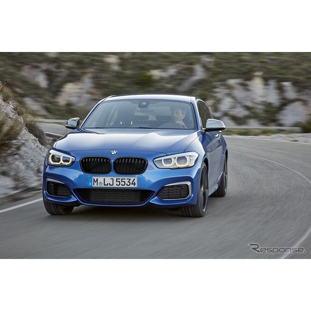 BMWグループは2月20日、ドイツで開催した年次記者会見において、次期『1シリーズ』(BMW 1 Series)を2019...