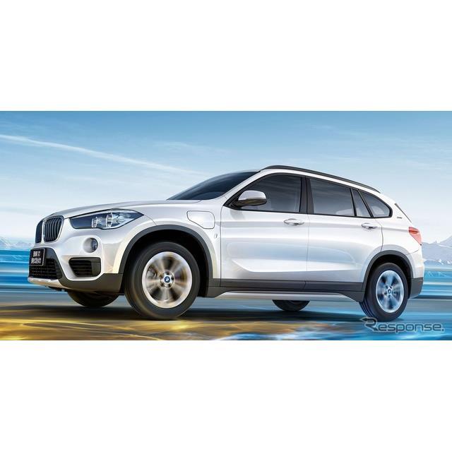 BMWは3月22日、『X1』(BMW X1)のプラグインハイブリッド車(PHV)の改良モデルを中国で発表した。  BMW...