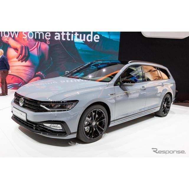 フォルクスワーゲンは、ジュネーブモーターショー2019において、改良新型『パサート』(Volkswagen Passat...