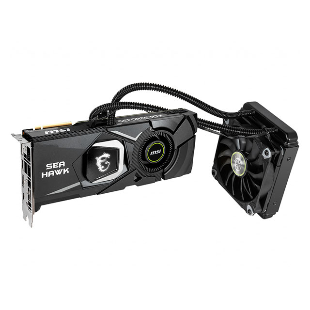 GeForce RTX 2080 SEA HAWK X