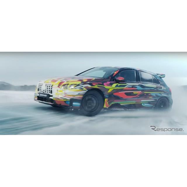 メルセデスベンツの高性能車部門、メルセデスAMG(Mercedes-AMG)は3月26日、『Mercedes-AMG Drifting in S...
