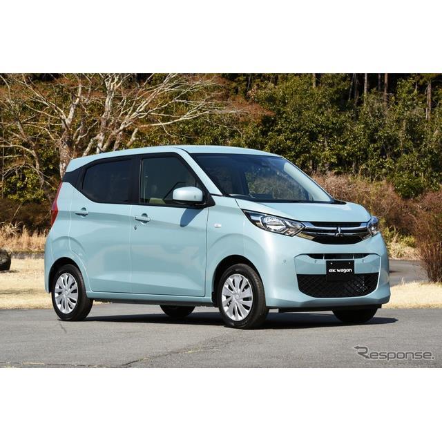 ◆約6年ぶりのフルモデルチェンジ  三菱自動車は、ハイトワゴンタイプの軽自動車『eKワゴン』を約6年ぶり...