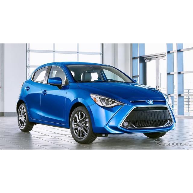 トヨタ自動車の米国部門は4月1日、米国で4月17日に開幕するニューヨークモーターショー2019において、新型...