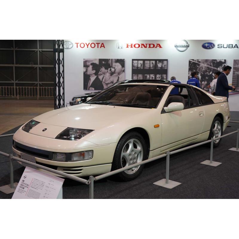 日産自動車と本田技研工業、スバル、トヨタ自動車、レクサスインターナショナルは、千葉・幕張メッセで開催...