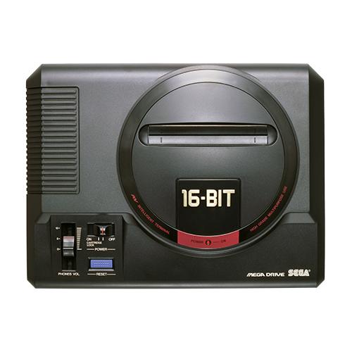 2位セガ、40タイトル収録のミニゲーム機「メガドライブ ミニ」価格と発売日を決定…4月1日