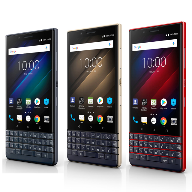 「BlackBerry KEY2 LE」