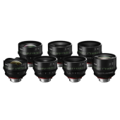 デジタルシネマカメラ用単焦点レンズシリーズ「Sumire Prime」