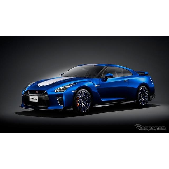 日産自動車は4月17日、6月発売予定の『NISSAN GT-R』2020年モデルを発表。あわせて、『NISSAN GT-R NISMO』...