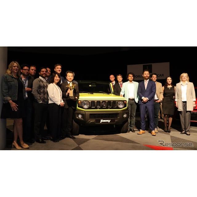 ワールドカーオブザイヤー(WCOTY)主催団体は4月17日、米国で開幕したニューヨークモーターショー2019にお...